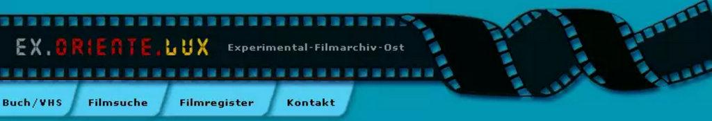 logo ex.oriente lux Filmarchiv