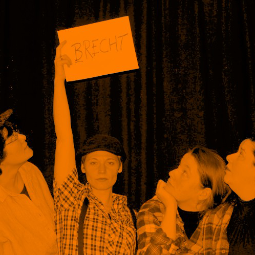 So. 09.09. | 20:00 Uhr Theater ohne Probe: Im Sinne von Brecht