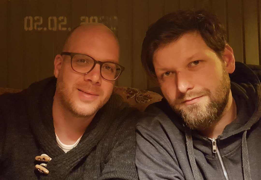 Donnerstag 26.04.2018, 19.30 Uhr, Neuer Salon: »Locker Room Stories« – Lesung mit Maik Gerecke und Robert Klages