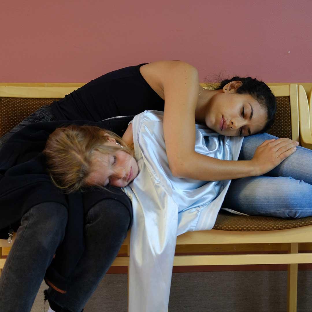 24.05. - 27.05. um 21.30 Uhr: Femmes Totales No2 Träum weiter