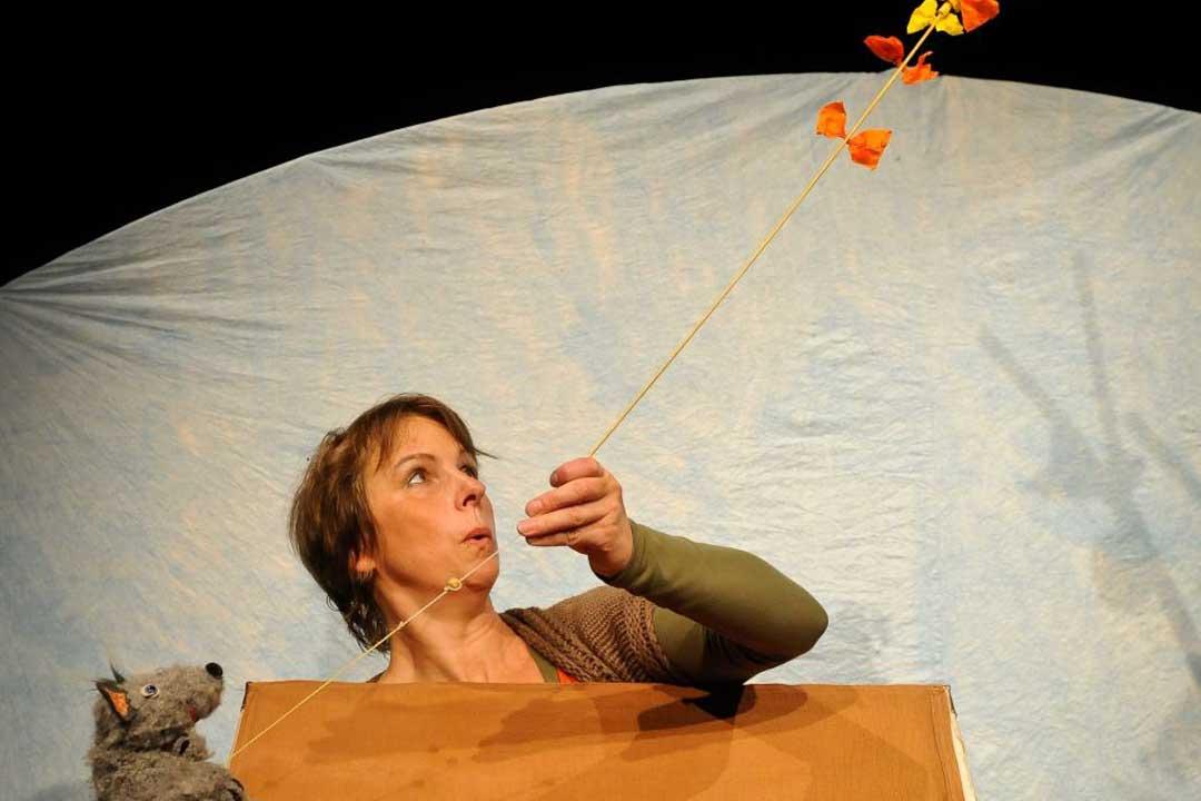 JAHRESZEITENQUARTETT: Wind im Gummistiefel vierteilige Reihe über die Jahreszeiten mit Musik, Spiel und Figuren für Kinder von 2 – 5 Jahren