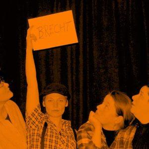 Theater ohne Probe: Im Sinne von Brecht