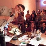 BrotfabrikBühne: Konzept*Feuerpudel – Anonyme Lesebühne mit Live-Illustrationen