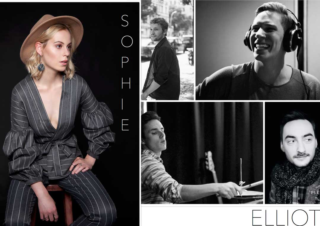 21.02.2019 - ELLIOT - Pop/Rock - Sophie Inacker - R´n´B & Soul