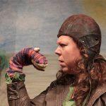 PUSTEblume Puppenspiel über das Wachsen, Werden und Wollen mit vielen Instrumenten und tollen Liedern zum Mitsingen für alle von 2,5 bis 5 Jahren Dauer: 40 Minuten